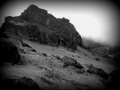 a_black_and_white_photograph_in_the_andes_mountains_south_america